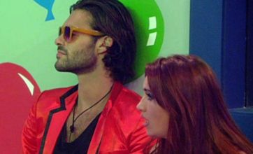 Amy Childs wants 'bug' Bobby Sabel evicted from Celebrity Big Brother