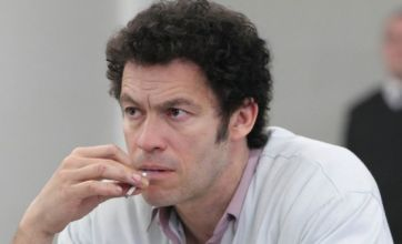 Dominic West eerily similar to Fred West as filming of TV drama begins