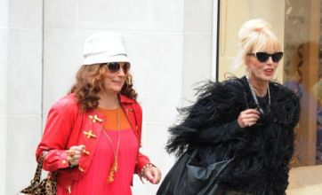 Absolutely Fabulous to return with London 2012 Olympics special