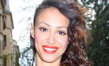 Sugababe Amelle Berrabah: I enjoyed puckering up to girls in Freedom video