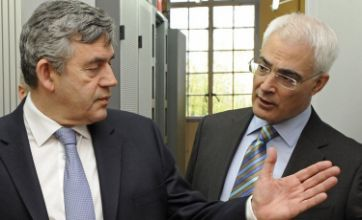 Alistair Darling to expose 'brutal boss' Gordon Brown in tell-all book