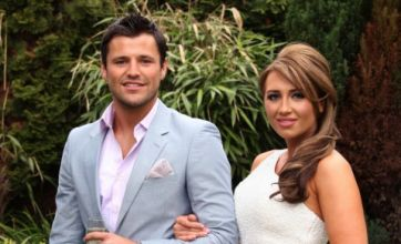 TOWIE's Mark Wright 'gagged' Lauren Goodger with secret agreement