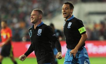 John Terry happy with England's 'good football' in win over Bulgaria