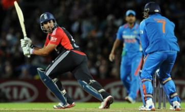 Ravi Bopara's swift innings sees England to narrow win over India