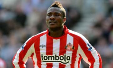 Asamoah Gyan set to leave Sunderland for UAE club Al-Ain