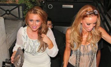 TOWIE'S Lauren Pope in a see-through top: Dare to Wear?