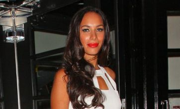 Leona Lewis gets fright from fans after G-A-Y performance