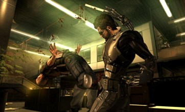 Deus Ex drives off competition in UK sales charts