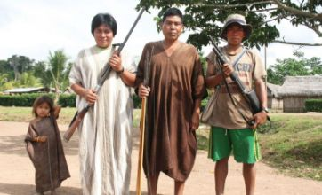 Amazonian dams: Villagers prepare to fight against green proposal