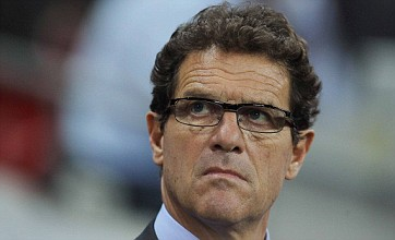 Fabio Capello: England lose all confidence when playing at Wembley
