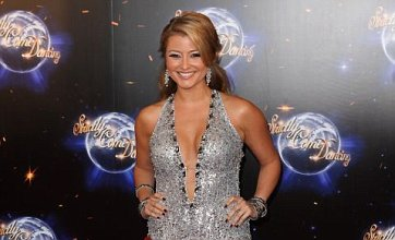 Stunning Holly Valance dazzles at Strictly Come Dancing launch show
