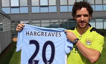 Manchester City signed Owen Hargreaves because 'they couldn't afford Fernando Gago'