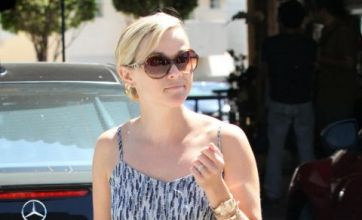 Reese Witherspoon hit by car while jogging in California