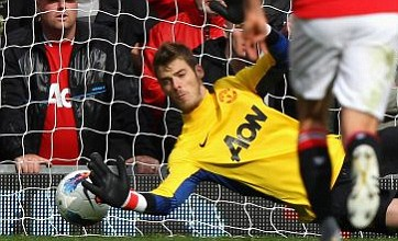 David De Gea blunders have been surprising, says Man United boss