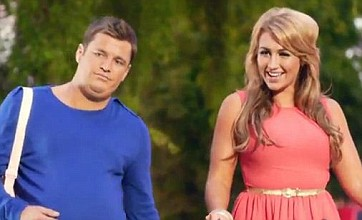 Lauren Goodger and Mark Wright still happily together in new TOWIE trailer
