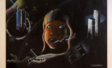 '9/11 premonition' artwork drawn 13 years before attacks