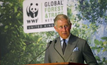 Prince Charles: Mankind will be extinct unless we 'wake up' to climate change