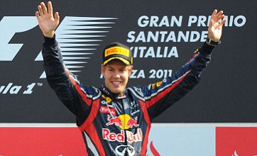 Sebastian Vettel closing in on F1 World Championship after Monza win