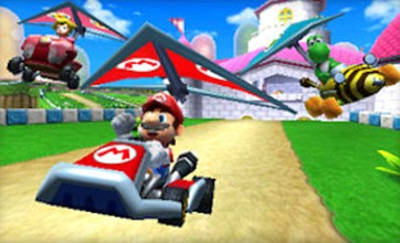 Games Inbox: Mario Kart 3DS, Shenmue III, and Blade Runner: The Games