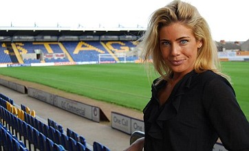 Is Mansfield's Carolyn Still football's sexiest CEO ever?