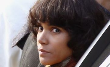 Halle Berry swaps Hollywood for Holyrood as Cloud Atlas hits Glasgow
