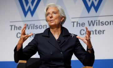 IMF chief Christine Lagarde warns 'egos' are damaging global economy