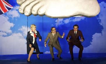 No Naughty Bits: Monty Python's censorship battle is a fun romp