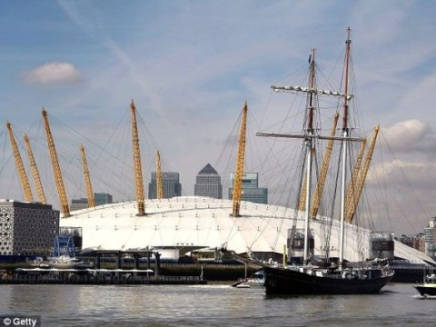 When did the Millennium Dome open and close? It's diameter and what it's known as now