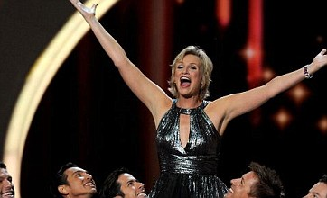 Emmy Awards 2011: Jane Lynch proves a hit as first-time host