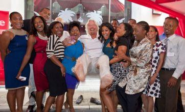 Richard Branson launches £2.2m project to help entrepreneurs