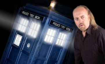 Bill Bailey and Claire Skinner to star in Doctor Who Christmas special
