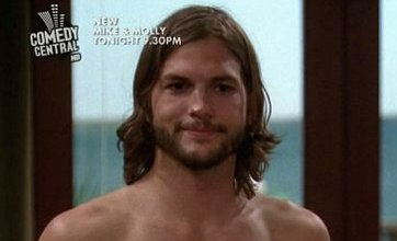 Ashton Kutcher's Two and a Half Men debut draws record audience