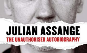 Wikileaks founder Julian Assange's autobiography goes on sale