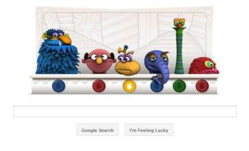 Jim Henson gets interactive Google Doodle in honour of 75th birthday