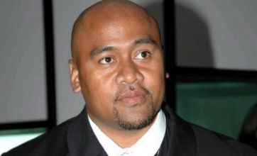 All Blacks star Jonah Lomu admitted to Auckland hospital after health scare