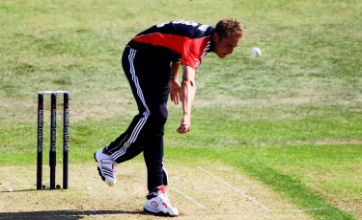Stuart Broad keen to be passed fit for England Twenty20 against India