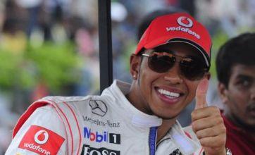Lewis Hamilton hails 'incredible' Jenson Button
