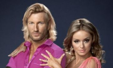 Robbie Savage: Strictly Come Dancing is more brutal than football