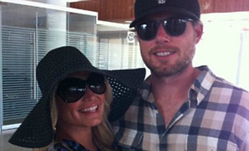 Jessica Simpson pregnant with first child?