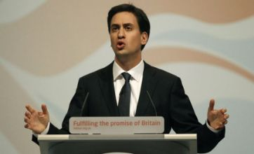 Ed Miliband claims he is not 'weird' as he distances himself from Tony Blair