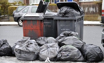 Eric Pickles unveils £250m fund to help restore weekly bin collections
