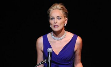 Sharon Stone selling home over fear of stalkers