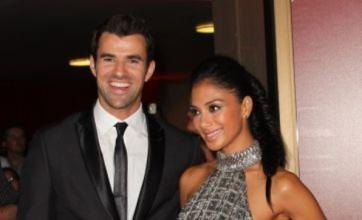 Steve Jones 'comforting' X Factor USA judge Nicole Scherzinger after Lewis Hamilton break-up
