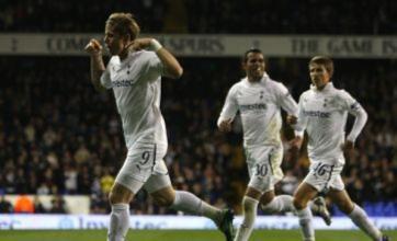 Roman Pavlyuchenko and Heurelho Gomes to lead Spurs January exodus