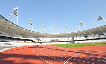 Olympic Stadium track 'guarantee' gives London a lift for 2017
