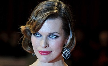 Milla Jovovich steals the limelight at Three Musketeers world premiere
