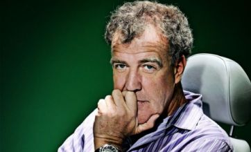 Jeremy Clarkson hailed as 'God' in India as he films Top Gear in Mumbai