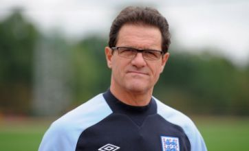 Fabio Capello's finished after Euro 2012, insists FA chief David Bernstein