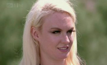 Police called after X Factor's Kitty Brucknell is sent new death threats