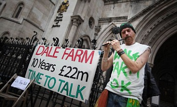 Dale Farm travellers lose eviction bid in High Court